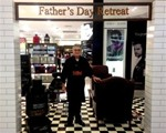 fathers, day, myer, loreal, shoe, shine, georgioarmani, social, enterprise, franchise, franchisees, event, events, buffed